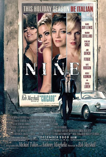 NINE de Rob Marshall