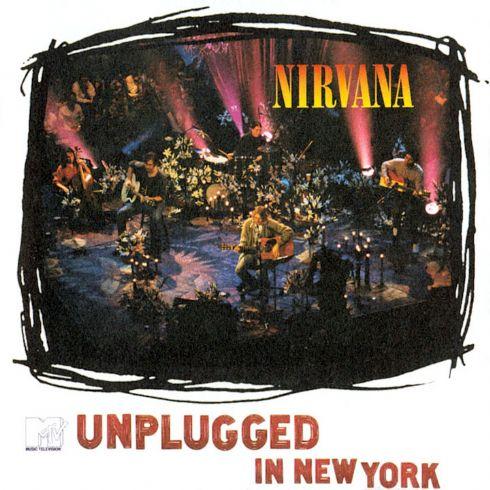 El disco de la semana : Nirvana – MTV Unplugged (1994)