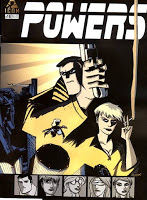 Reseña de cuatro tomos del comic Powers de Brian Michael Bendis y Mike Avon Oeming