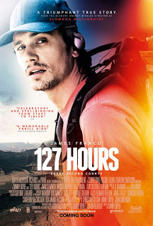 127 horas de Danny Boyle con James Franco