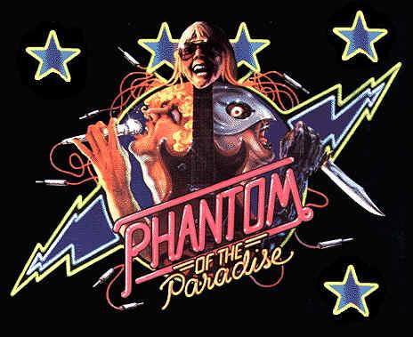 EL FANTASMA DEL PARAÍSO (Phantom of the Paradise, 1974)