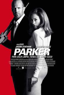 Parker, con Jason Statham y Jennifer Lopez