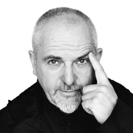 Peter Gabriel: Growing Up