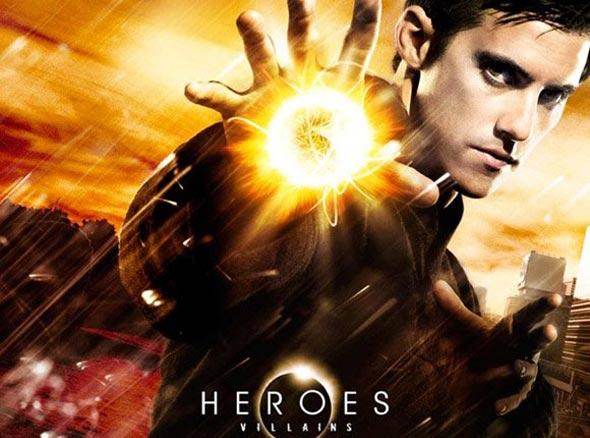 Heroes: Villanos. Recopilación avances 3ª temporada