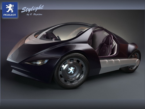 Prototipos de Peugeot