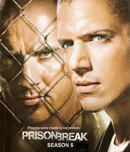 Habrá 5ª Temporada de Prison Break
