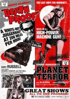 GrindHouse: Planet Terror y Death Proof [Torrent y eLinK]
