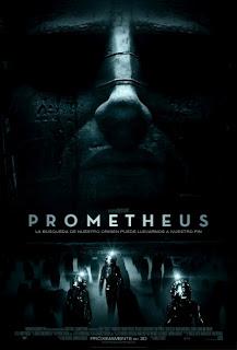 Prometheus de Ridley Scott, una digna precuela de Alien