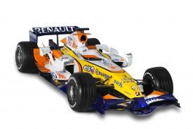 Alonso vuelve a coger un Renault