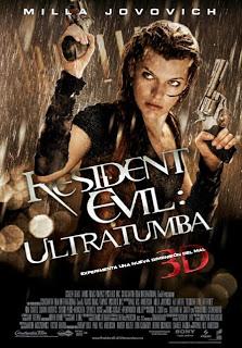 Resident Evil Ultratumba