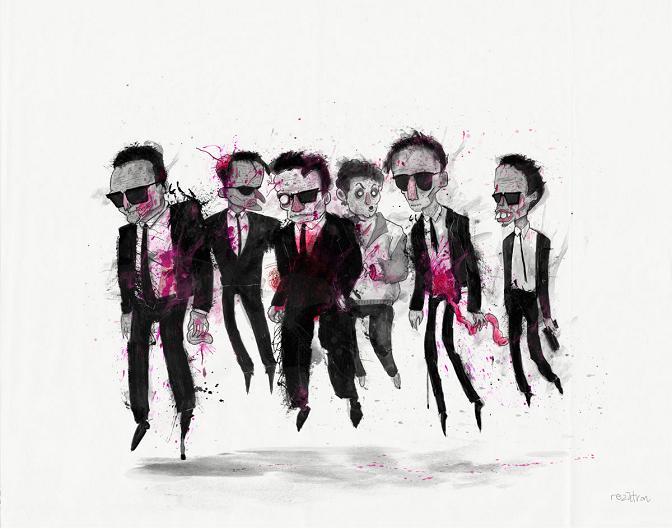 Linkos Tarantino Art Raruno Edition