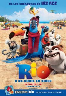 Rio (de los creadores de Ice Age)