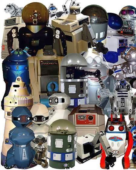 El limbo de los robots antiguos