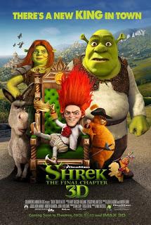 Nota de prensa: Aqui está toda la panda de Shrek Felices Para Siempre