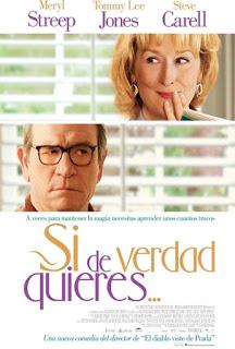 Si de verdad quieres… con Tommy Lee Jones y Meryl Streep