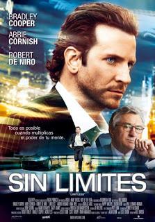 Sin límites con Bradley Cooper y Robert de Niro