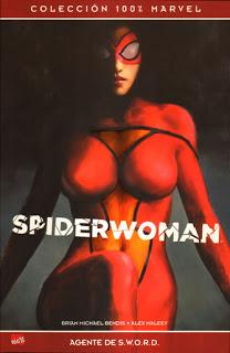 Spiderwoman, agente de S.W.O.R.D.