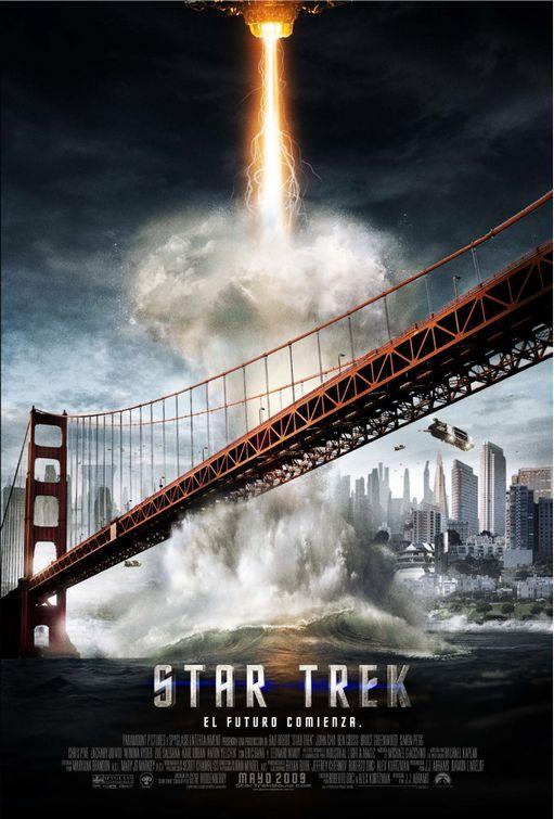 Star Trek de J.J.Abrams (crítica de la película y muestra de la banda sonora)