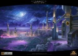 Abre sus puertas Stargate Worlds