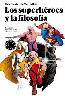 Los superhéroes y la filosofia