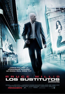 Los sustitutos (Surrogates) con Bruce Willis