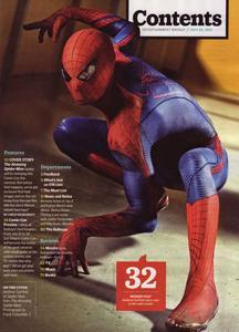 La guarida del Chacal presenta lo más reciente de The Amazing Spider-Man, The Thing, John Carter y Cowboys & Aliens