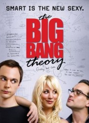 Vreel ya está aquí, 1ª temporada de The Big Bang Theory en español