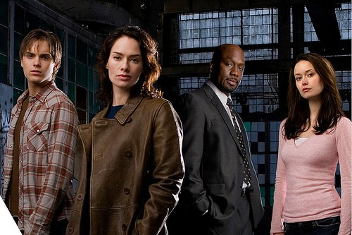 SARAH CONNOR CHRONICLES comienza …. parando 4 meses Prison Break