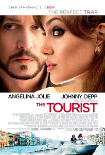 The tourist con Johnny Depp y Angelina Jolie