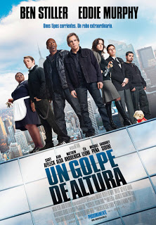 Un golpe de altura con Eddie Murphy y Ben Stiller