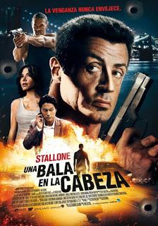 Una bala en la cabeza con Sylvester Stallone