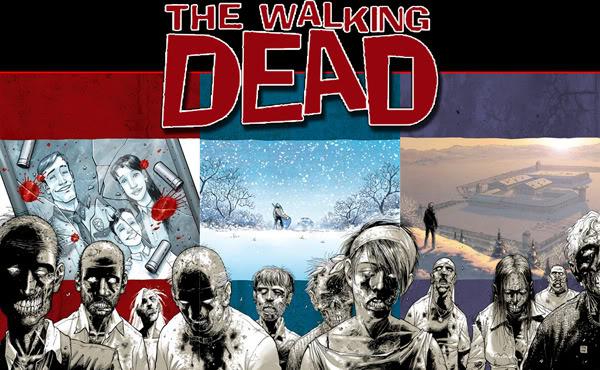 Reseña de biblioteca: Los muertos vivientes (The walking dead) tomos 1 a 13 (pocos pero hay spoilers)