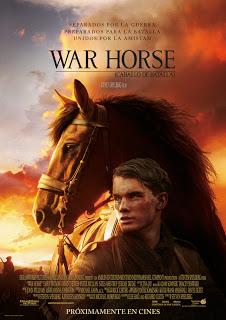 War Horse (Caballo de batalla) de Steven Spielberg