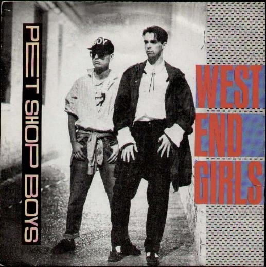 PET SHOP BOYS: West End girls