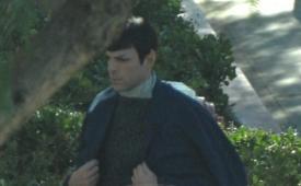 Sylar en la nueva película de Star Trek