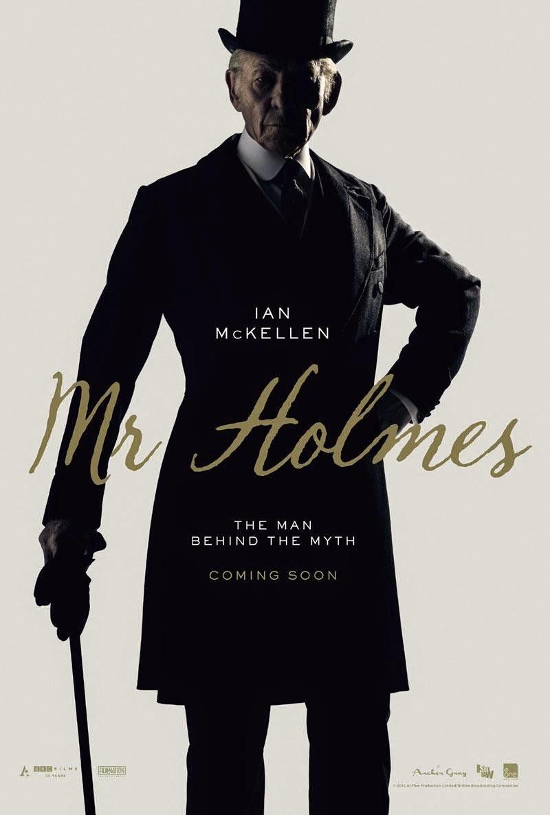 Un sencillo truco mental Mister Holmes