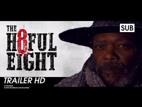 The Hateful Eight [Trailer Subtitulado]