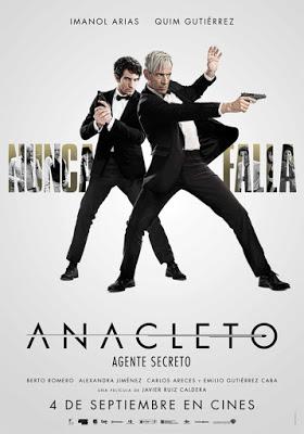 Anacleto, agente secreto