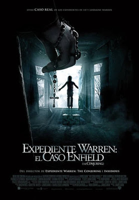 Expediente Warren: El caso Enfield