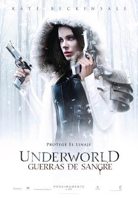 Underworld (5): Guerras de sangre